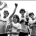 Dennis Quaid, Dennis Christopher, Jackie Earle Haley, and Daniel Stern in Breaking Away (1979)