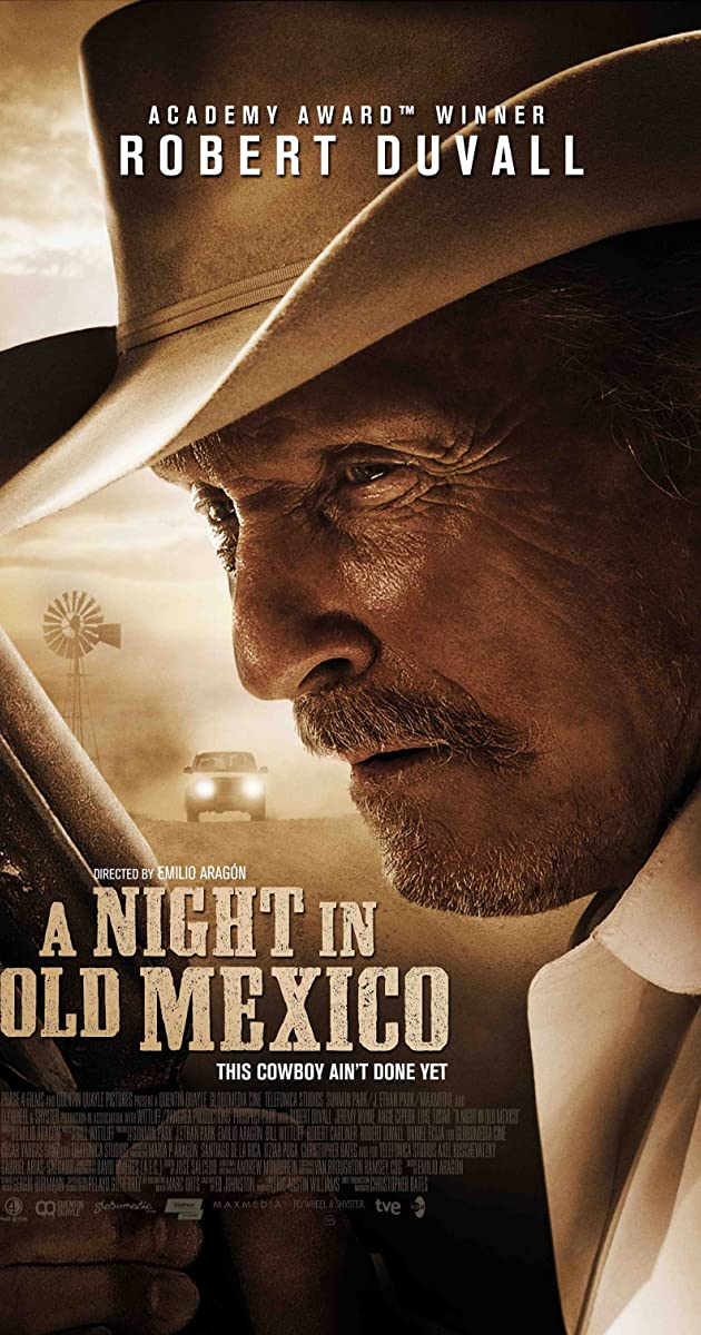 Subtitle of A Night in Old Mexico