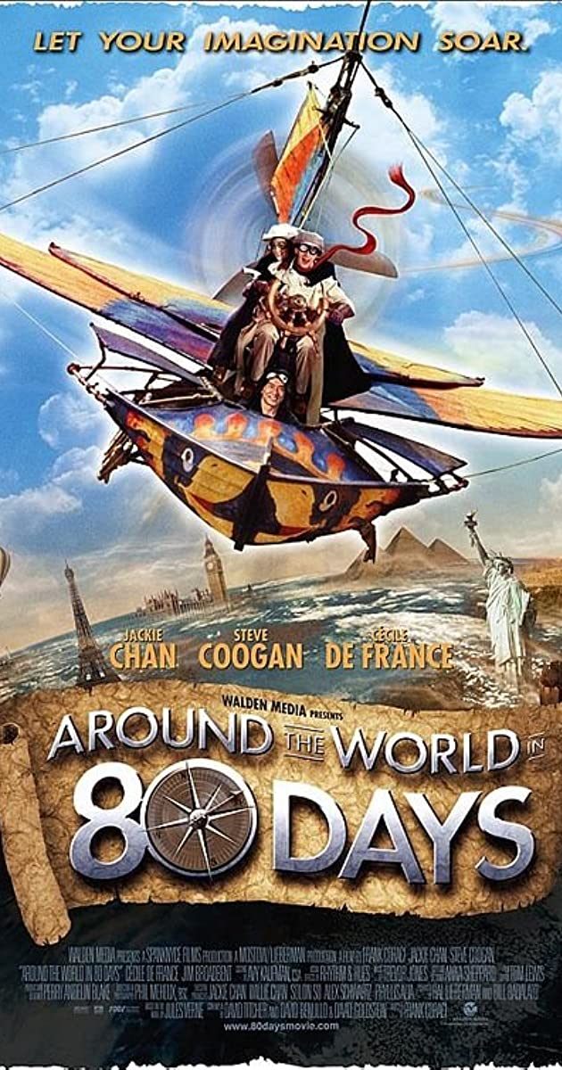 Subtitle of Around the World in 80 Days