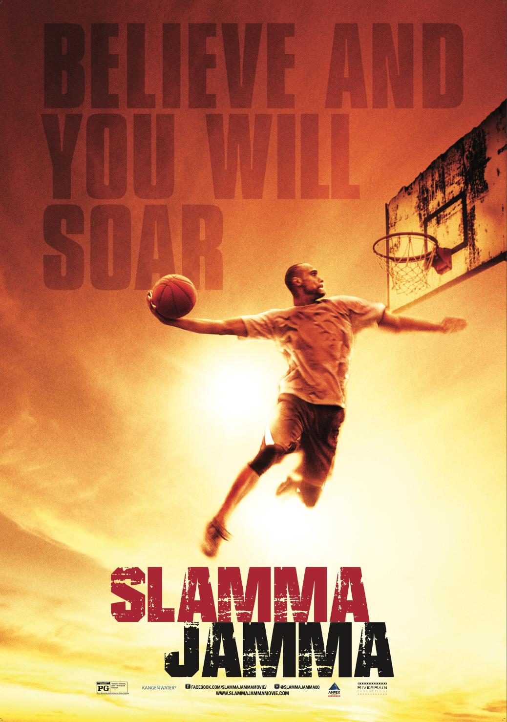 Slamma Jamma (2017) DVDRip