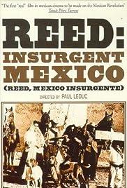 Reed, México insurgente Poster