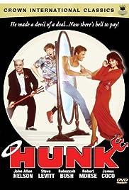 Hunk(1987) Poster - Movie Forum, Cast, Reviews
