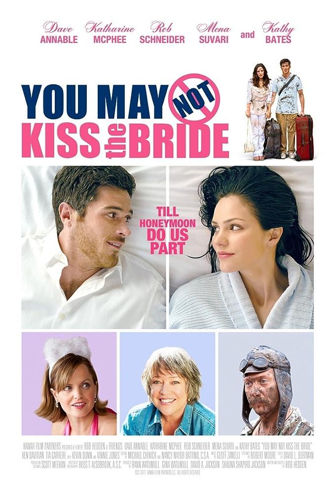 فيلم You May Not Kiss the Bride مترجم