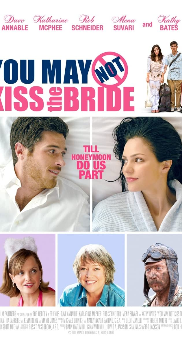 Subtitle of You May Not Kiss the Bride