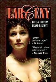 Love & Larceny Poster