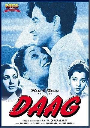 Daag movie, song and  lyrics