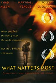 What Matters Most (2001) Poster - Movie Forum, Cast, Reviews