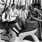 Clark Gable, Charles Laughton, and Ian Wolfe in Mutiny on the Bounty (1935)
