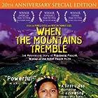 When the Mountains Tremble (1983)