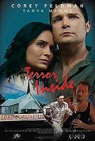 Corey Feldman and Tanya Memme in Terror Inside (2008)