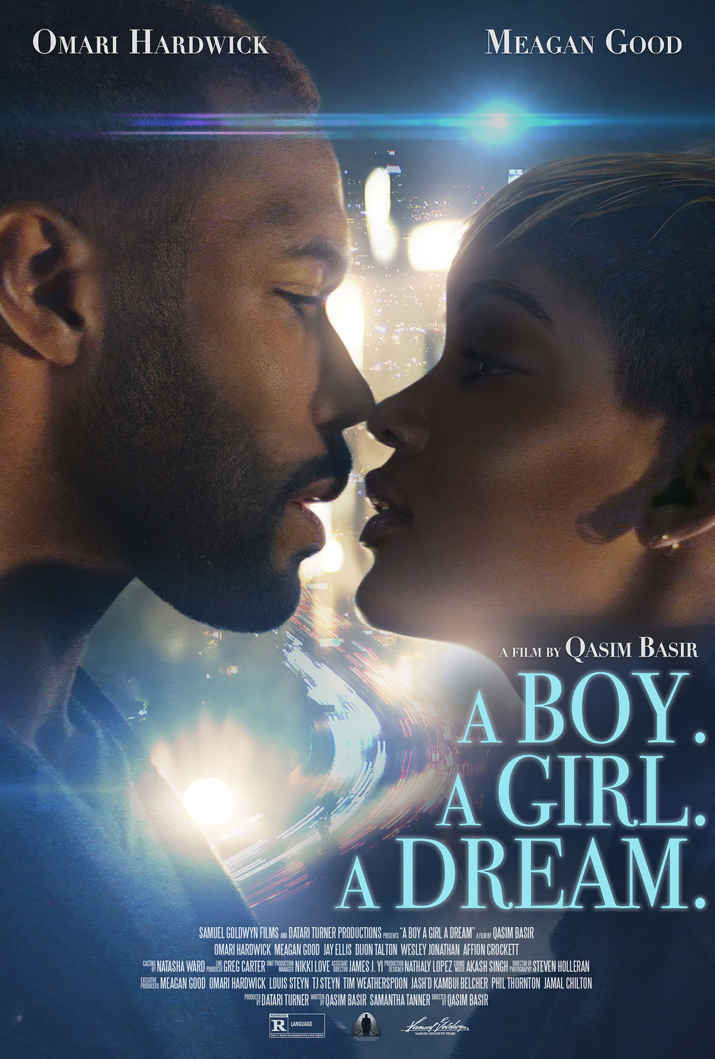 A Boy. A Girl. A Dream. (2018) WEBRip 1080p
