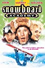 Snowboard Academy (1996) Poster