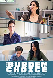 The Burden of Choice Poster