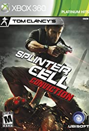 Splinter Cell: Conviction (2010) Poster - Movie Forum, Cast, Reviews