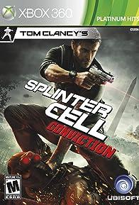 Primary photo for Splinter Cell: Conviction