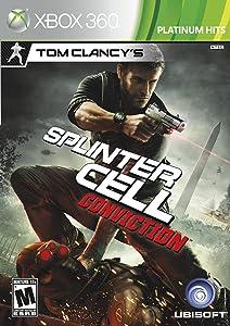 Downloading movie torrents Splinter Cell: Conviction [2K]
