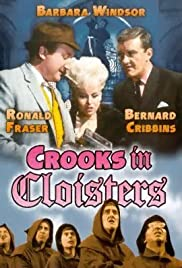 Crooks in Cloisters (1964) Poster - Movie Forum, Cast, Reviews