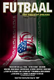 Futbaal: The Price of Dreams Poster