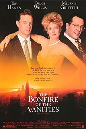 The Bonfire of the Vanities (1990) online sa prevodom