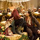 Jake Gyllenhaal and Ronald Pickup in Prince of Persia: The Sands of Time (2010)