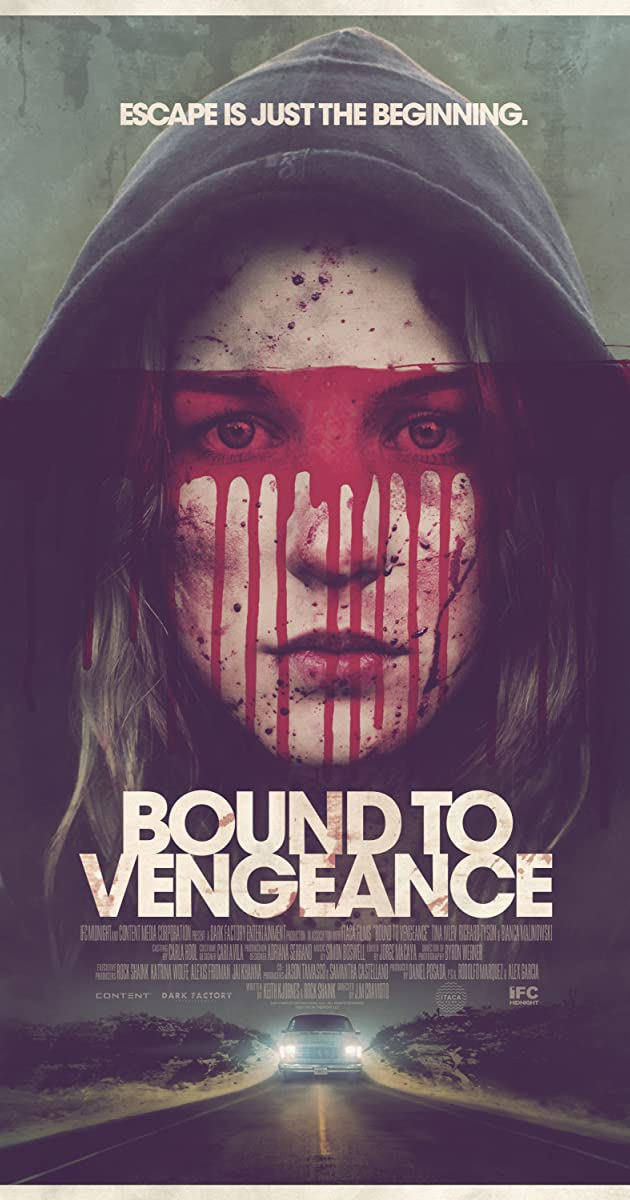 Subtitle of Bound to Vengeance