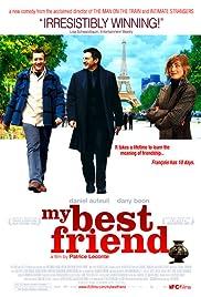 My Best Friend Poster