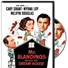 Cary Grant, Myrna Loy, and Melvyn Douglas in Mr. Blandings Builds His Dream House (1948)