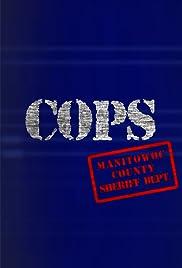 COPS Manitowoc Sheriff Dept. Poster