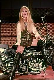 Brigitte Bardot: Harley Davidson Poster