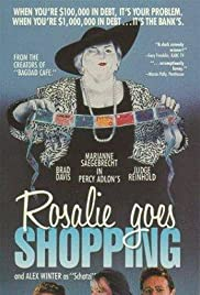 Rosalie Goes Shopping (1989) Poster - Movie Forum, Cast, Reviews