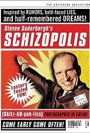 Schizopolis Poster