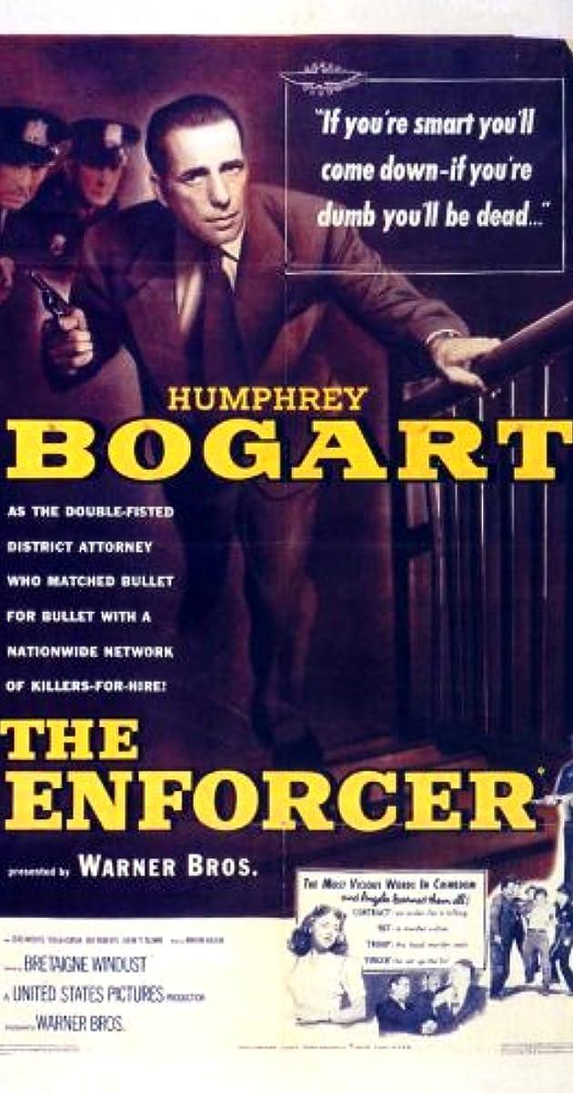 Subtitle of The Enforcer