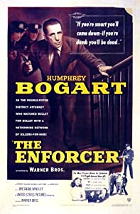 Movie tv downloads The Enforcer [720x480]