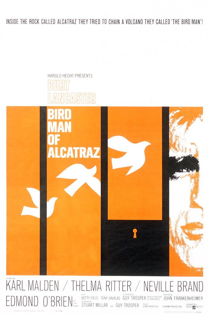 Birdman of Alcatraz (1962) - IMDb