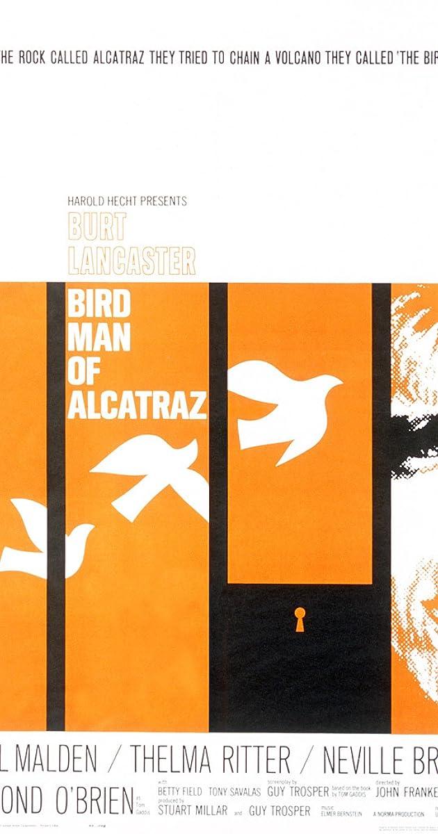 Subtitle of Birdman of Alcatraz