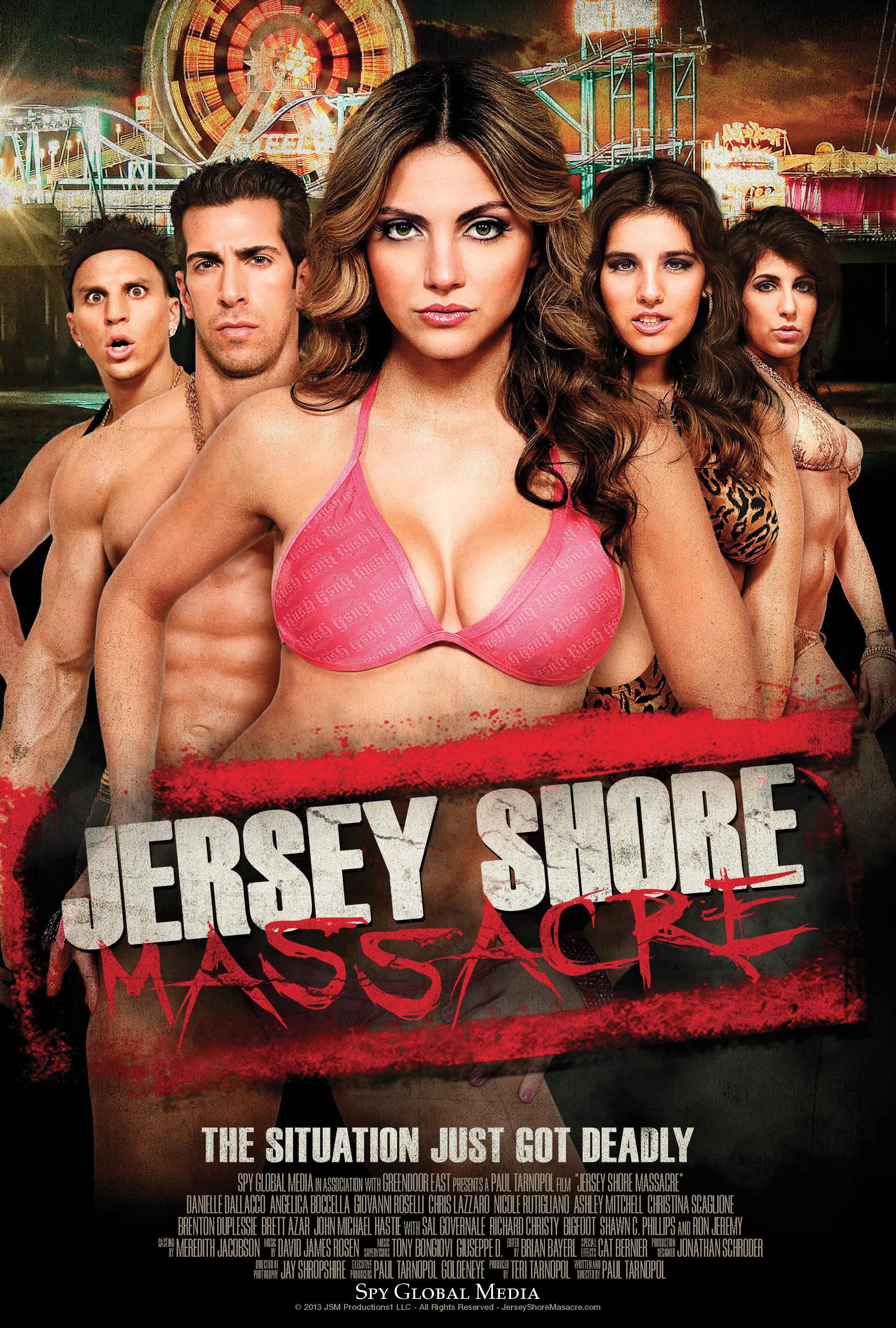 Jersey Shore Massacre (2014) - IMDb