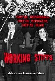 Working Stiffs Poster