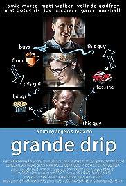 Grande Drip Poster