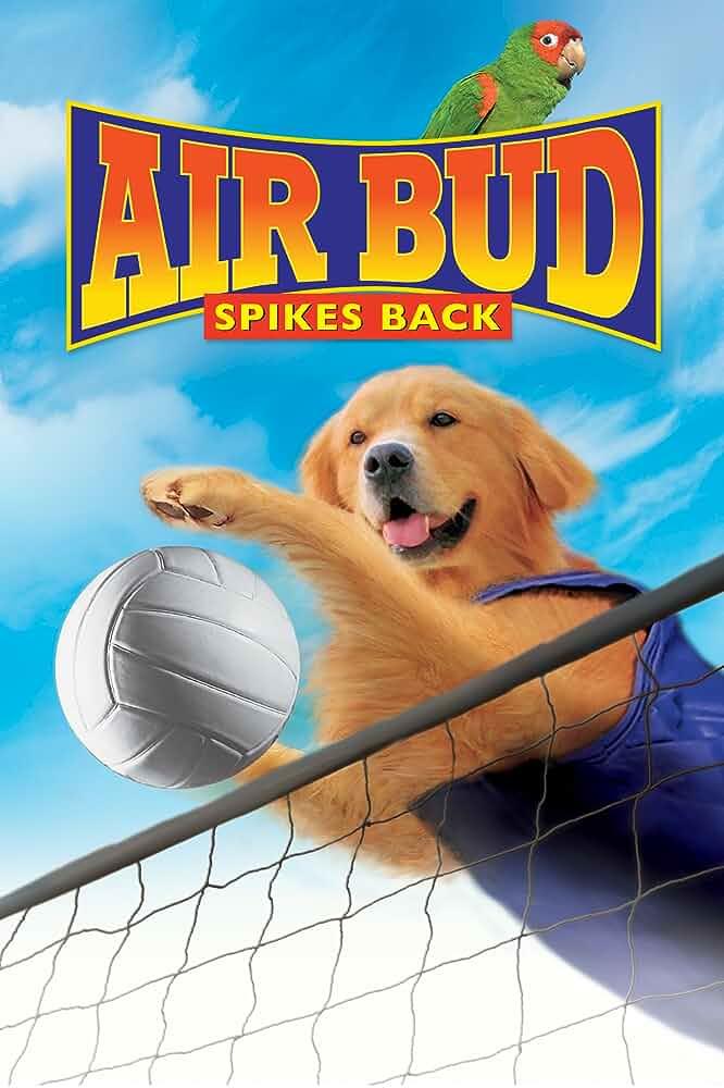Air Bud Spikes Back (2003) Web Dl Dual Audio Hindi 720p