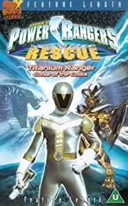Downloadable latest movies 2017 Power Rangers Lightspeed Rescue - Titanium Ranger: Curse of the Cobra [640x640]