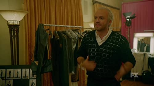 Édgar Ramírez as Gianni Versace