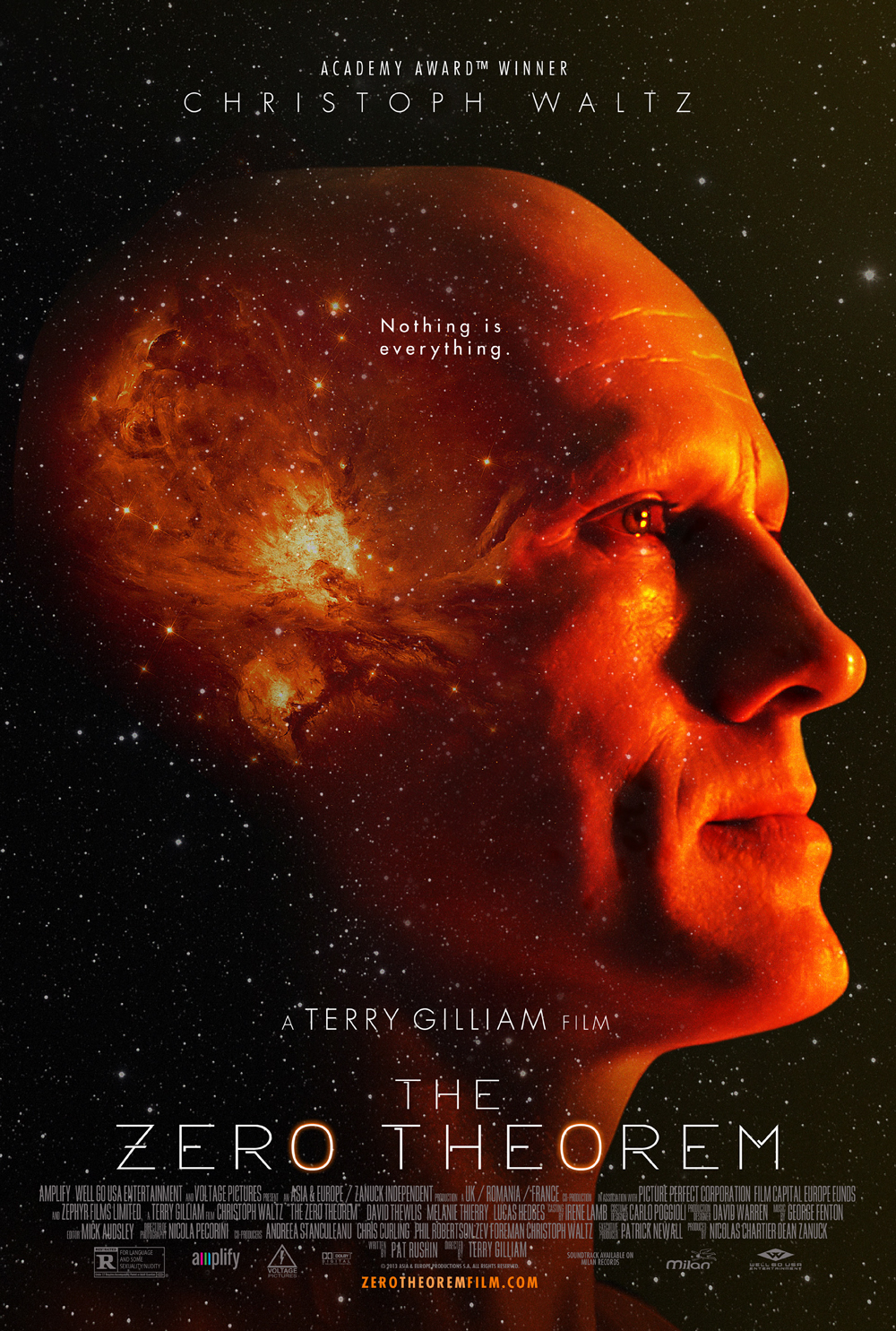 Image result for zero theorem gilliam poster