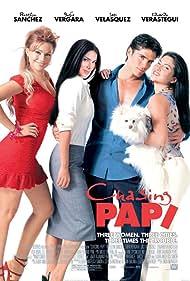 Sofía Vergara, Roselyn Sanchez, Eduardo Verástegui, and Jaci Velasquez in Chasing Papi (2003)