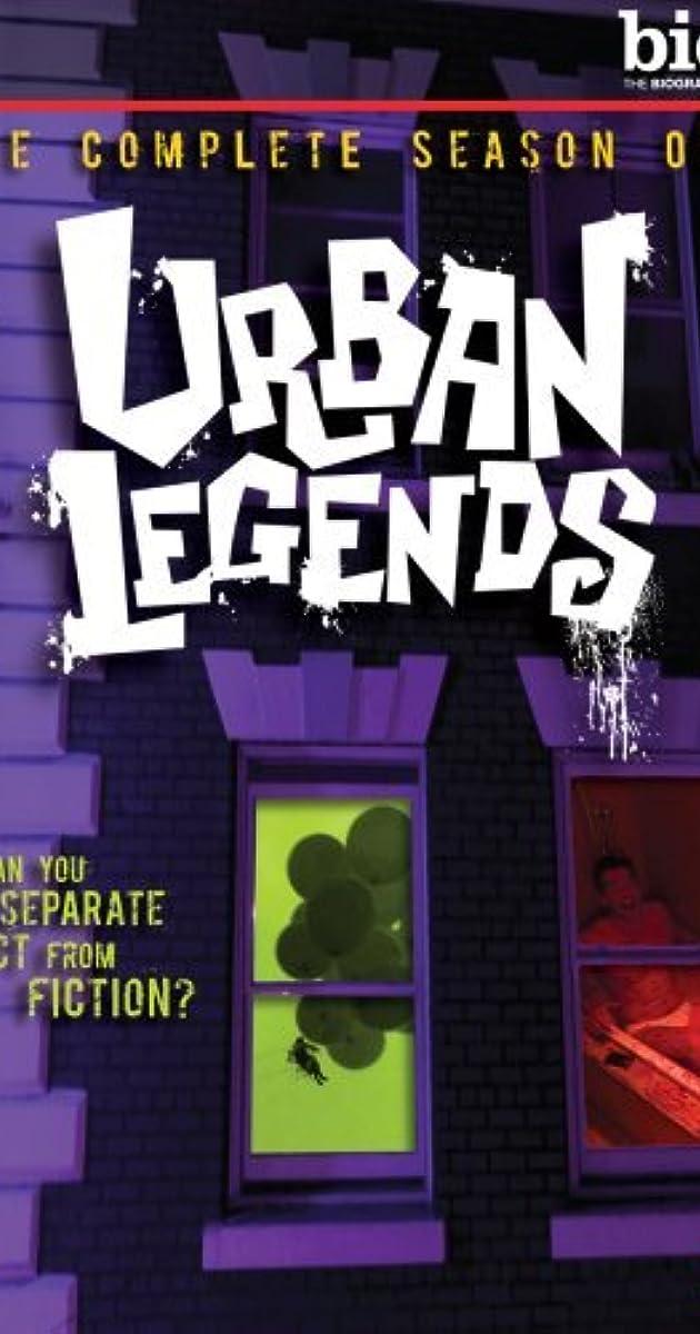 Urban Legends Tv Series 2007 2011 Imdb
