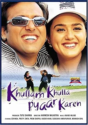 Rajeev Kaul (screenplay) Khullam Khulla Pyaar Karen Movie