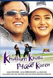 Khullam Khulla Pyaar Karen(2005) Poster - Movie Forum, Cast, Reviews