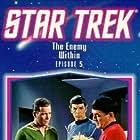 Leonard Nimoy, William Shatner, and James Doohan in Star Trek (1966)