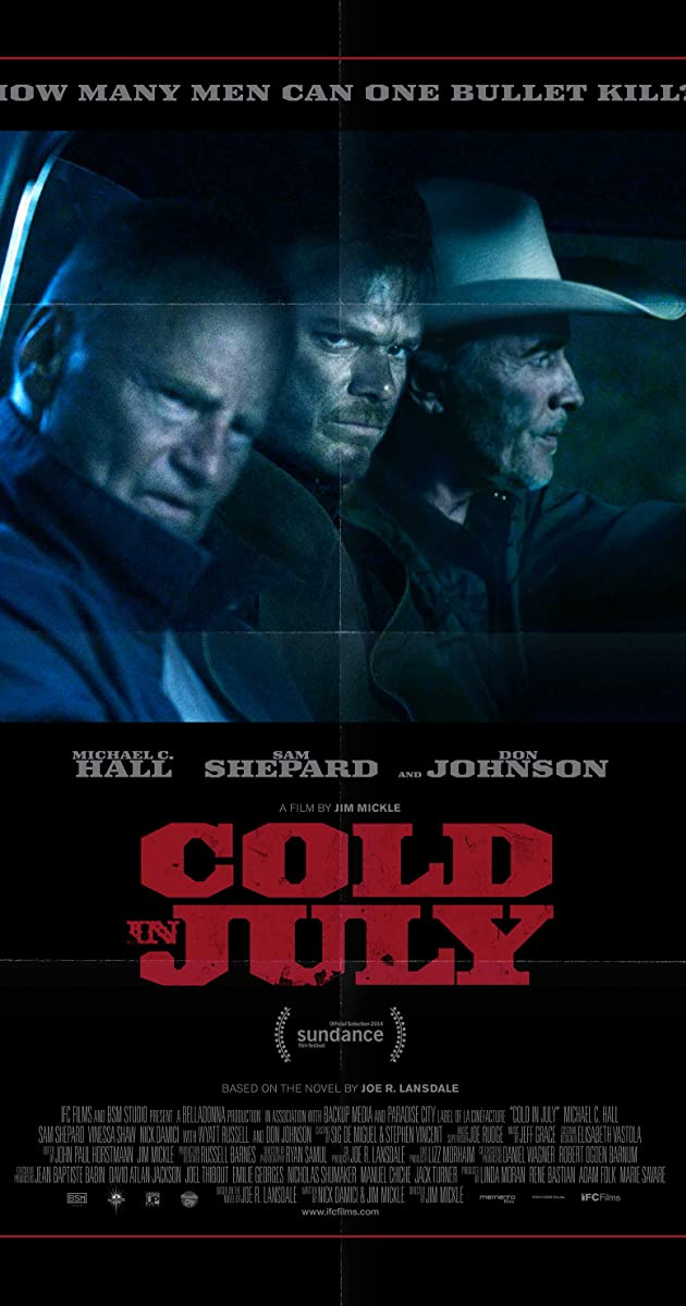 Cold In July 2014 IMDb