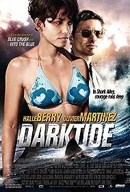 Halle Berry and Olivier Martinez in Dark Tide (2012)
