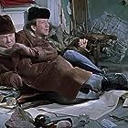Saveliy Kramarov and Georgiy Vitsin in Dzhentlmeny udachi (1971)